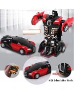 Xe robot  dạng cơ  , không pin