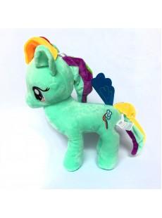 Ngựa Pony  xanh 30cm