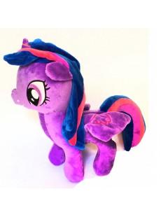 Ngựa Pony  tím 30cm