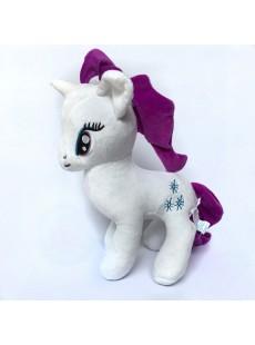 Ngựa Pony  trắng 30cm