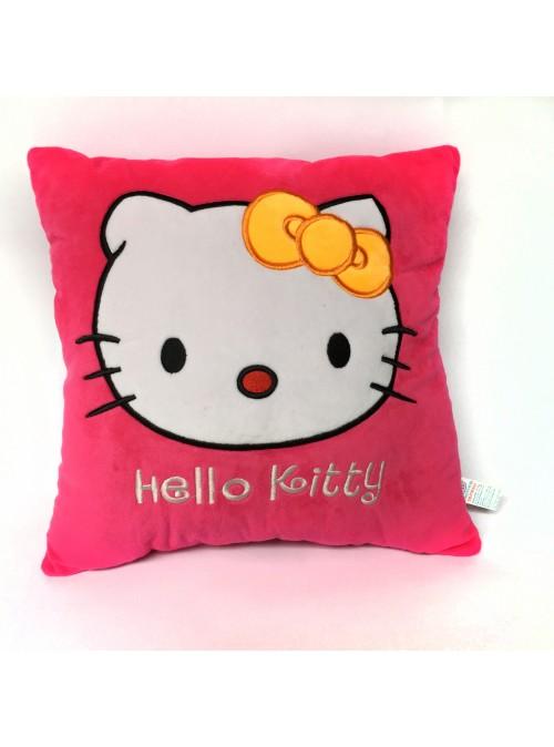 Gối ôm hình vuông Hello Kitty