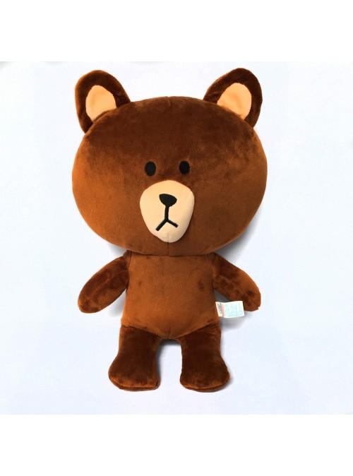 Gấu Brown nhồi bông