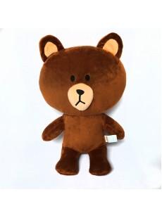Gấu Brown nhồi bông 28cm