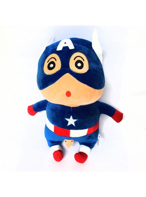 Shin captain nhồi bông